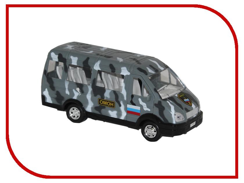 Машина Авто по-Русски Омон 10101АПР авто по материнскому сертификату