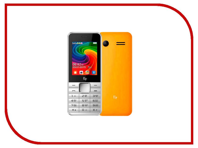 Сотовый телефон Fly FF246 Orange<br>