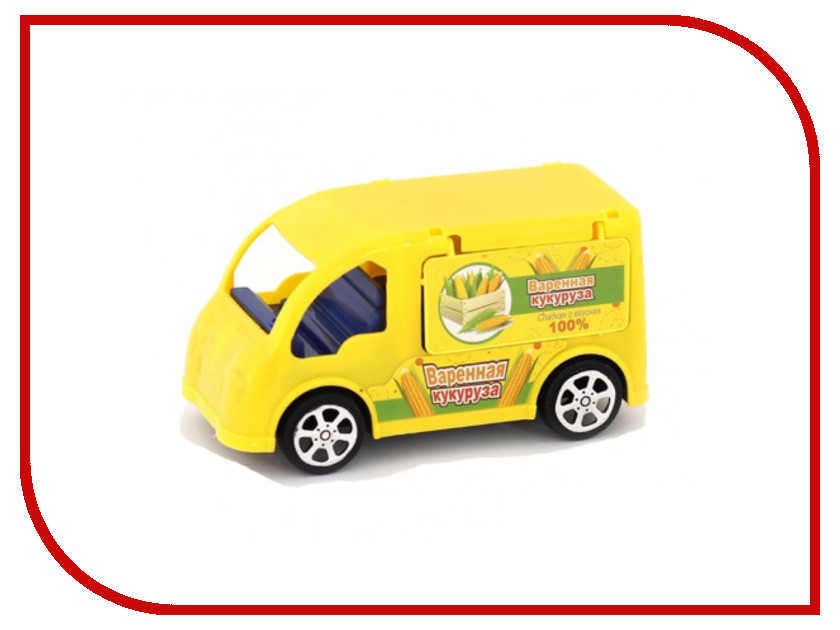 Игрушка Авто по-Русски Кукуруза 10130