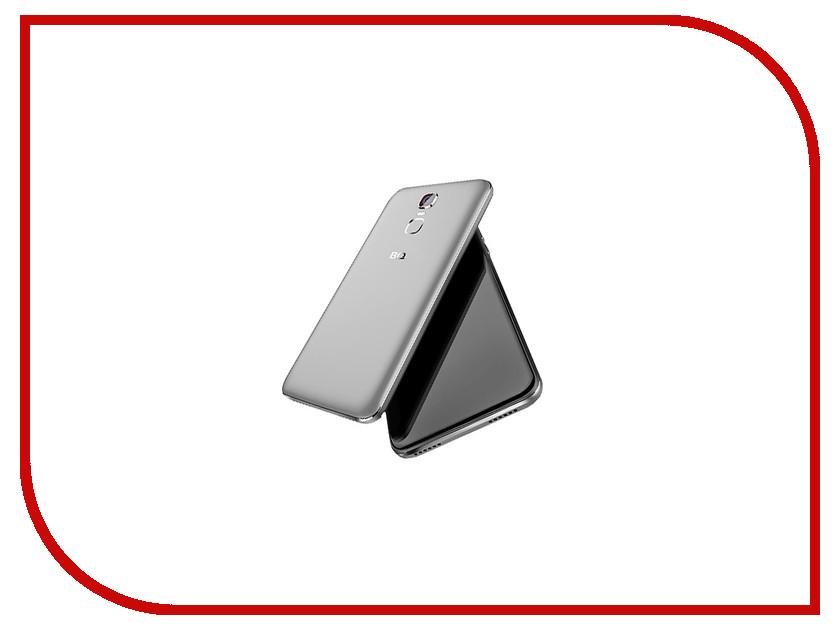 все цены на  Сотовый телефон BQ BQS-5520 Mercury LTE Silver  онлайн