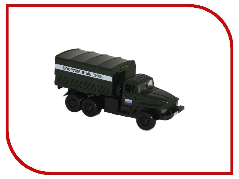 Игрушка Авто по-Русски Вооруженные силы 10502АПР<br>