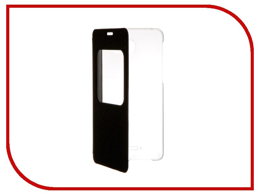 Аксессуар Чехол Alcatel 5095 FlipCase Black ALC-G5095-3CALFCG<br>