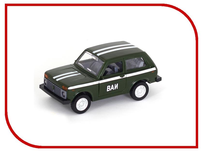 Игрушка Авто по-Русски ВАИ 10701АПР