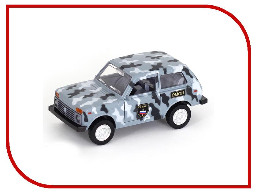 Игрушка Авто по-Русски Омон 10702АПР