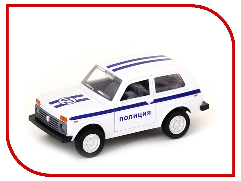 Игрушка Авто по-Русски Полиция 10703АПР<br>