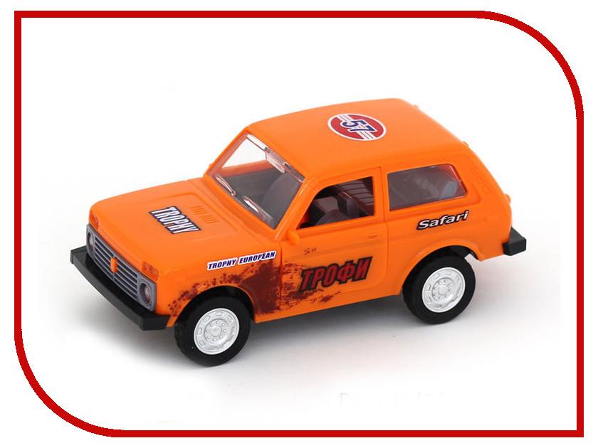 Игрушка Авто по-Русски Трофи 10704АПР