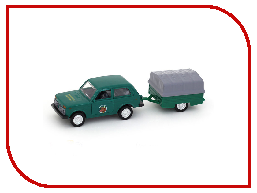 Игрушка Авто по-Русски Фермерское хозяйство 10706АПР