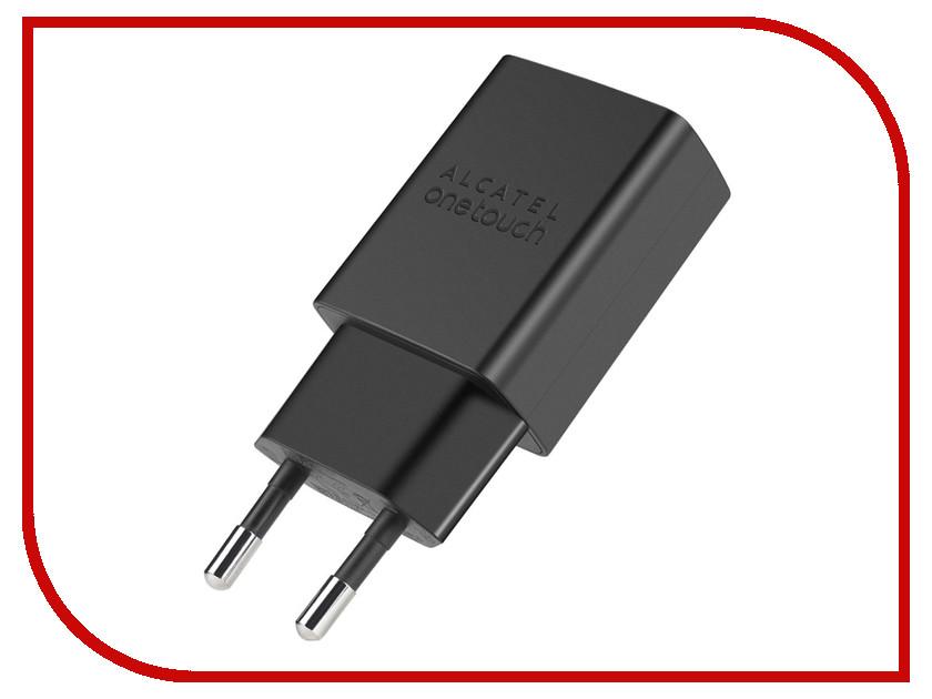 Зарядное устройство Alcatel UC13 5V 2A Black ALC-UC13-2AALRU1<br>
