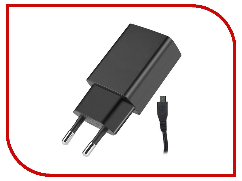 Зарядное устройство Alcatel UC17 5V 3A Black ALC-UC17-3AALRU1<br>