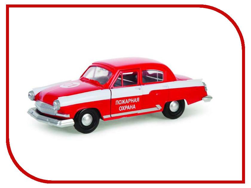 Машина Авто по-Русски Пожарная охрана 10805АПР авто по материнскому сертификату