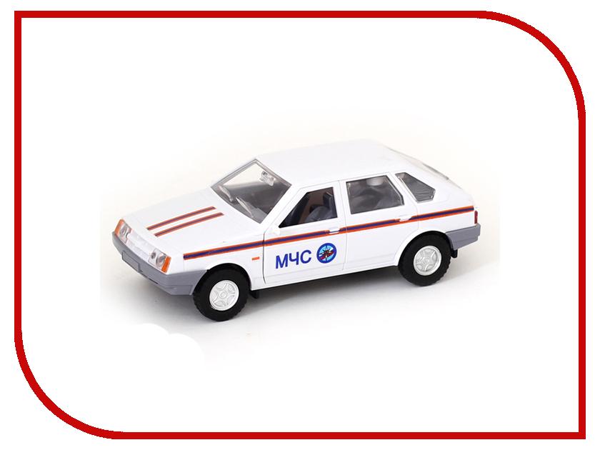 Игрушка Авто по-Русски МЧС 11301АПР