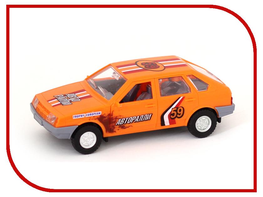 Игрушка Авто по-Русски Авторалли 11302АПР