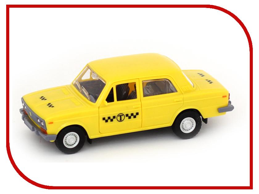 Игрушка Авто по-Русски Такси 11504АПР