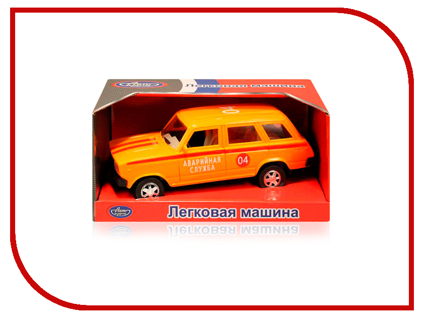 Игрушка Авто по-Русски Аварийная служба 10112<br>