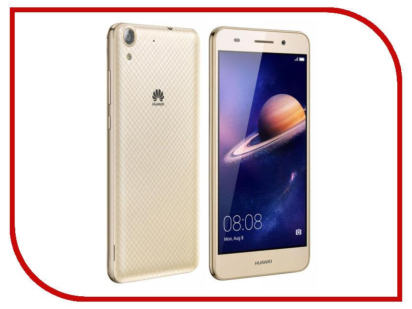 Сотовый телефон Huawei Y6 II Gold