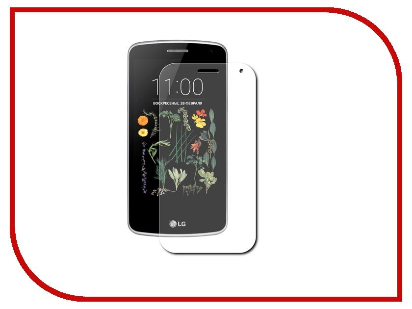 цены  Аксессуар Защитное стекло LG K5 Red Line Tempered Glass
