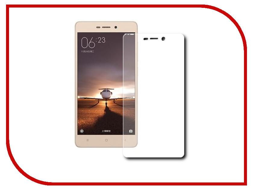 Аксессуар Защитное стекло Xiaomi Redmi 3 / 3s /3 Pro (5) Red Line Tempered Glass<br>