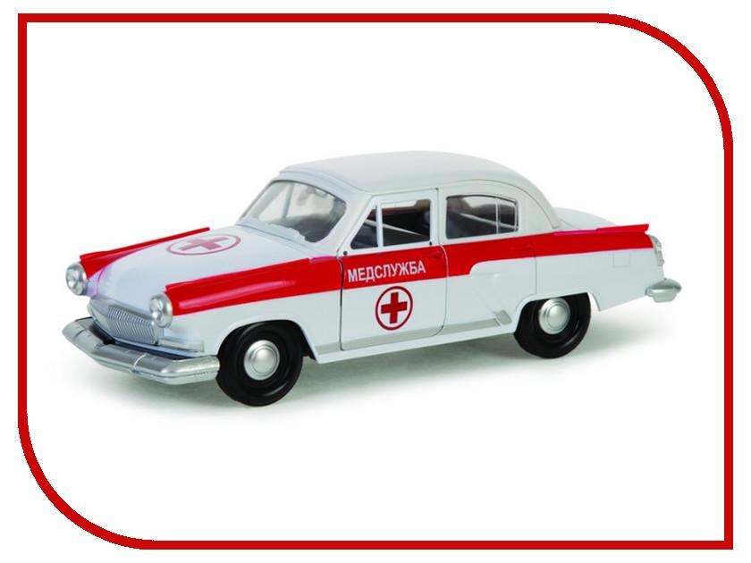 Машина Авто по-Русски Скорая помощь 20803АПР