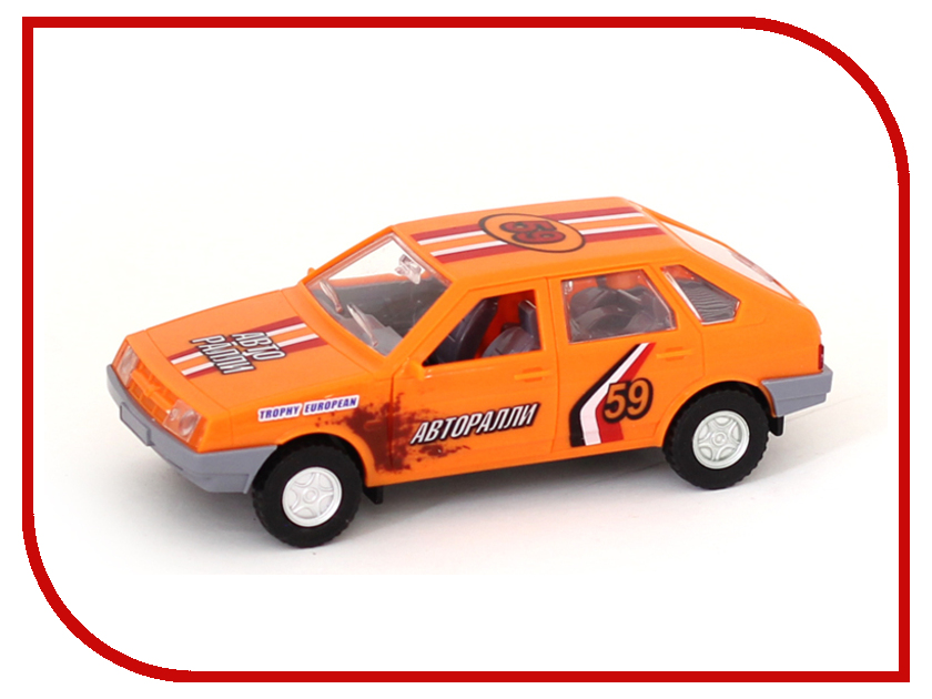 Игрушка Авто по-Русски Авторалли 21302АПР<br>