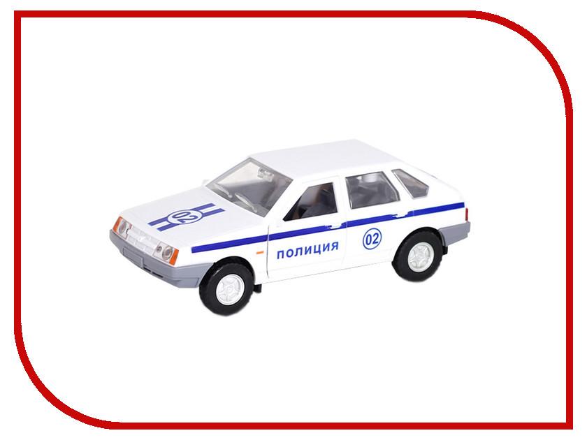 Игрушка Авто по-Русски Полиция 21303АПР