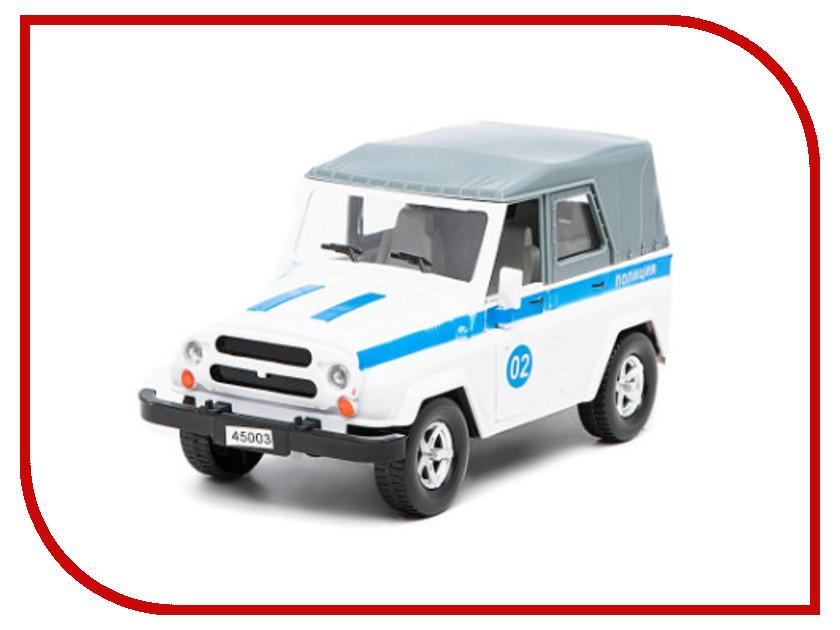 Игрушка Авто по-Русски Полиция 21403АПР