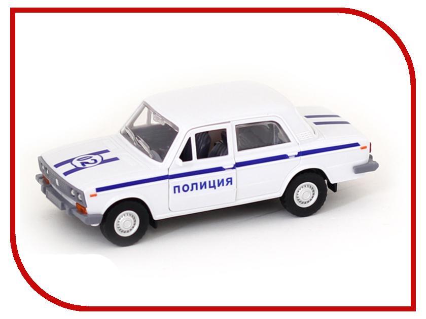 Игрушка Авто по-Русски Полиция 21502АПР