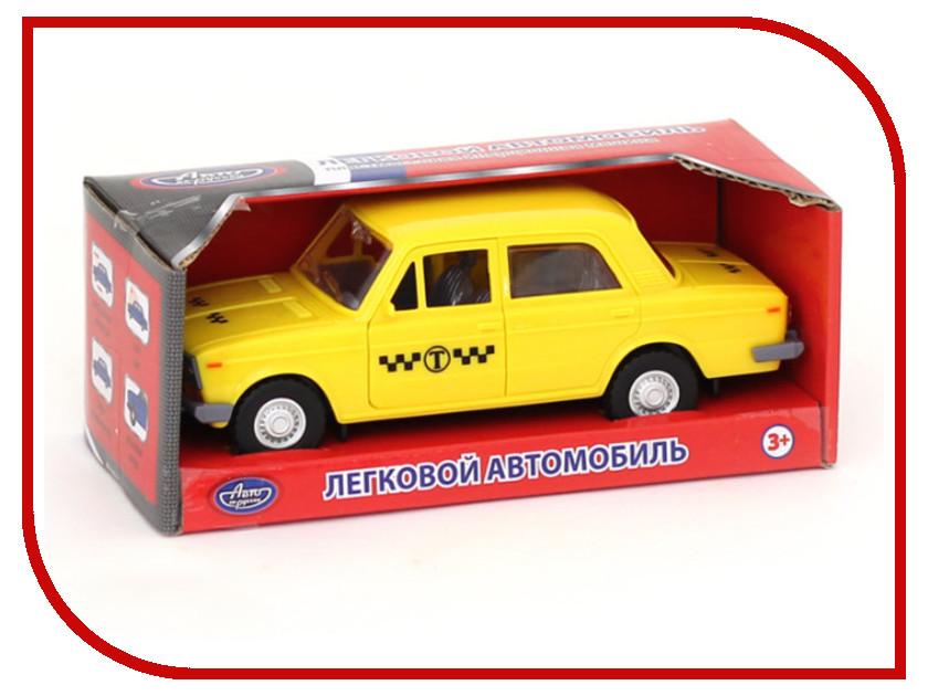 Игрушка Авто по-Русски Такси 21504АПР