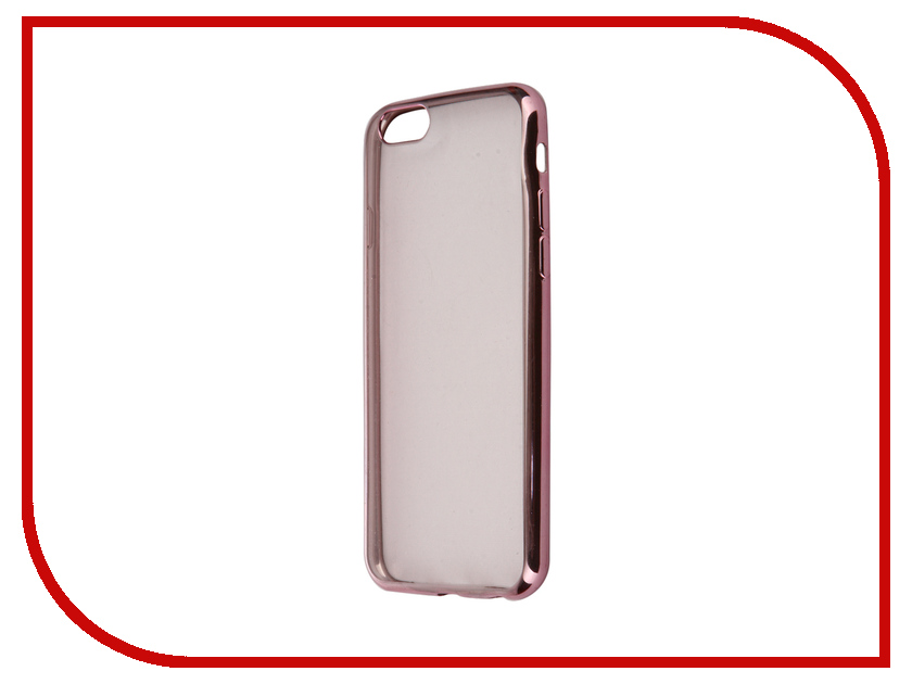 Аксессуар Чехол iBox Blaze для APPLE iPhone 6 / 6S (4.7) Pink аксессуар чехол ibox blaze для apple iphone 5 5s se pink