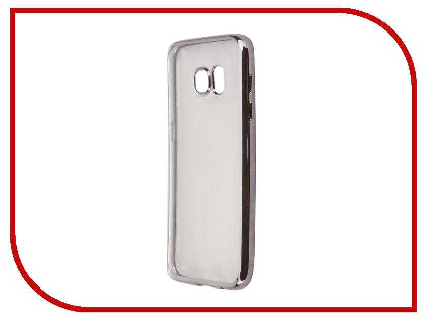 Аксессуар Чехол Samsung Galaxy S7 iBox Blaze Black клип кейс ibox blaze для samsung galaxy s7 edge розовая рамка прозрачный