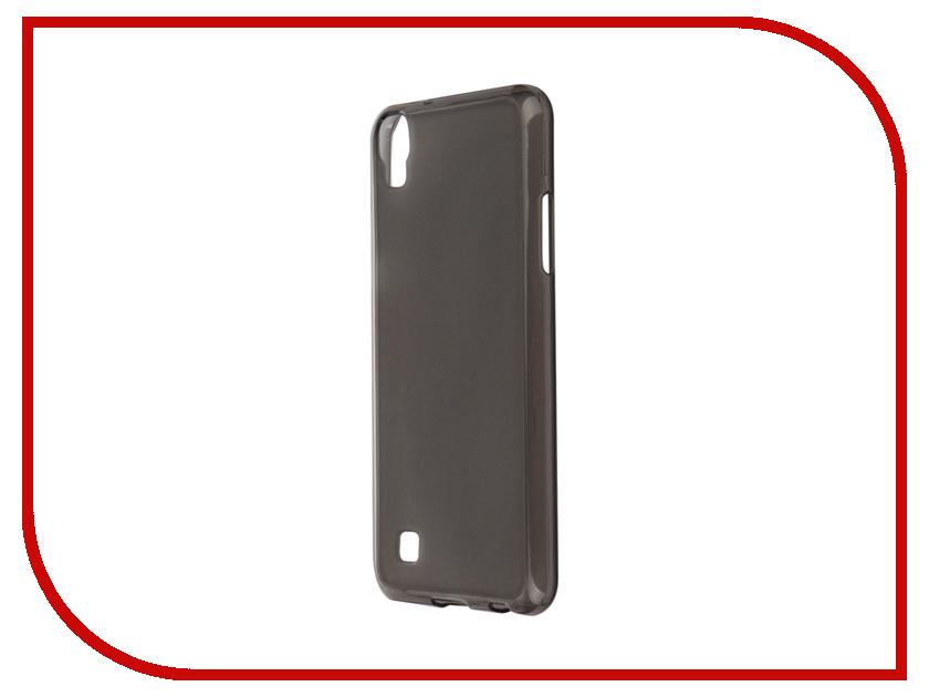 Аксессуар Чехол LG X Power iBox Crystal Grey<br>