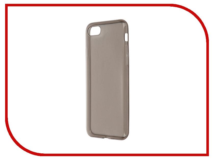 Аксессуар Чехол iBox Crystal для APPLE iPhone 7 Grey<br>