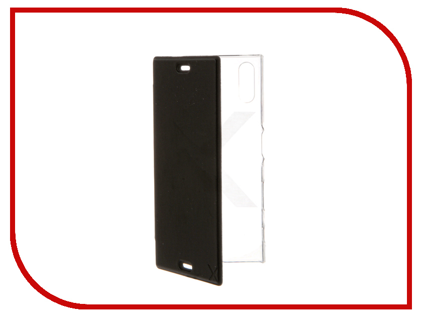Аксессуар Чехол Sony Xperia XZ Muvit MFX Folio Black SEEAF0050<br>