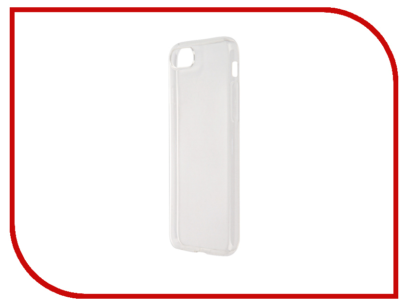 Аксессуар Чехол ROCK Slim Jacket для APPLE iPhone 7 Transparent 37384<br>