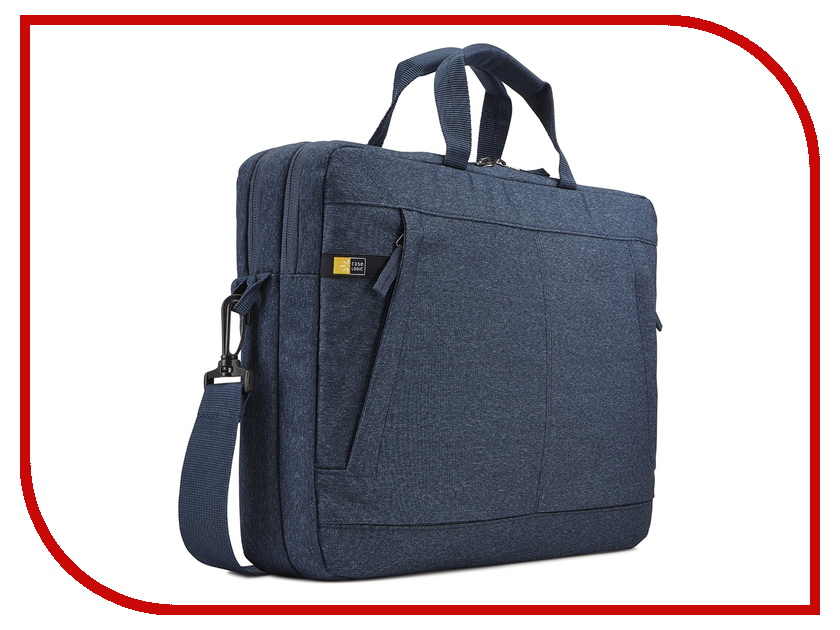 Аксессуар Сумка 15.6-inch Case Logic Huxton HUXB-115B Dark-Blue<br>