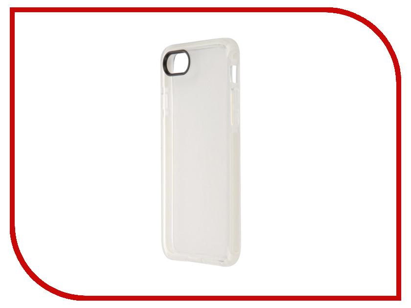 Аксессуар Чехол ROCK Guard для APPLE iPhone 7 Transparent-White 38497<br>