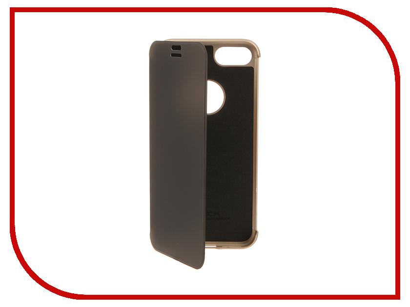 Аксессуар Чехол ROCK Dr.V для APPLE iPhone 7 Gold 37889<br>