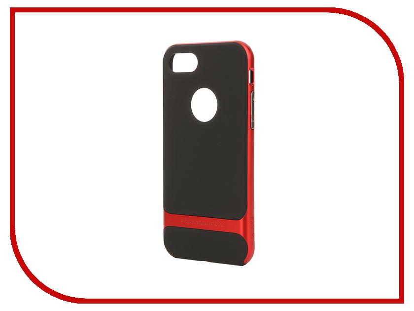 Аксессуар Чехол ROCK Royce для APPLE iPhone 7 Red 37209<br>