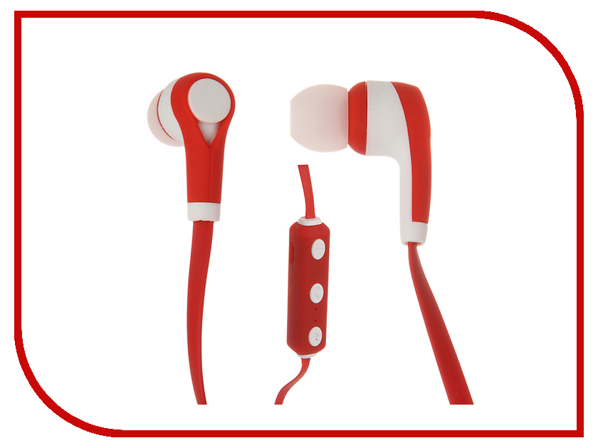 Гарнитура Smarterra BTHS-1 Red SBTHS1RD