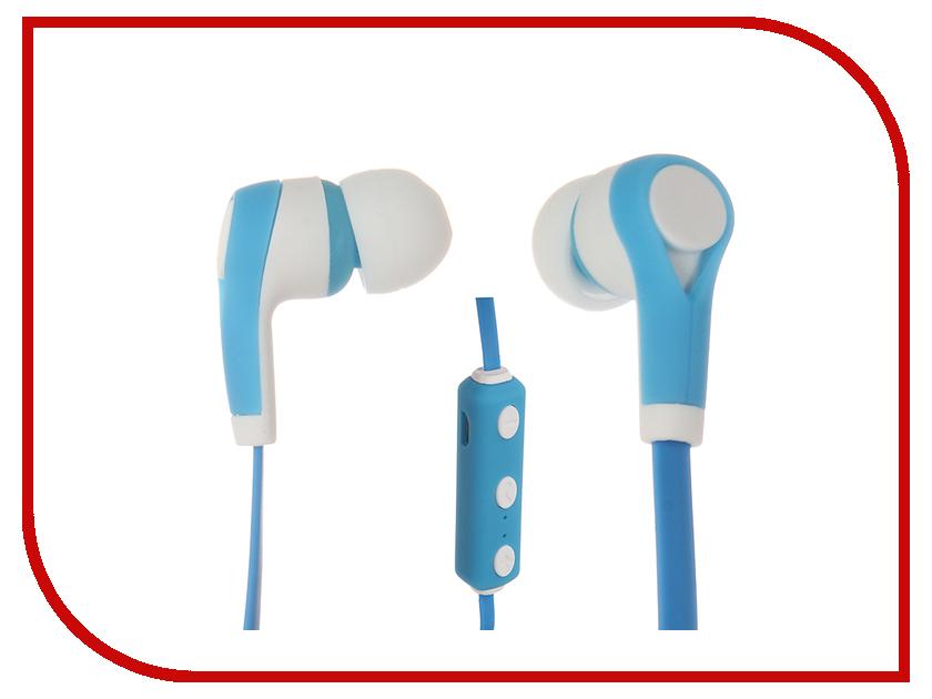 Гарнитура Smarterra BTHS-1 Blue SBTHS1BL<br>