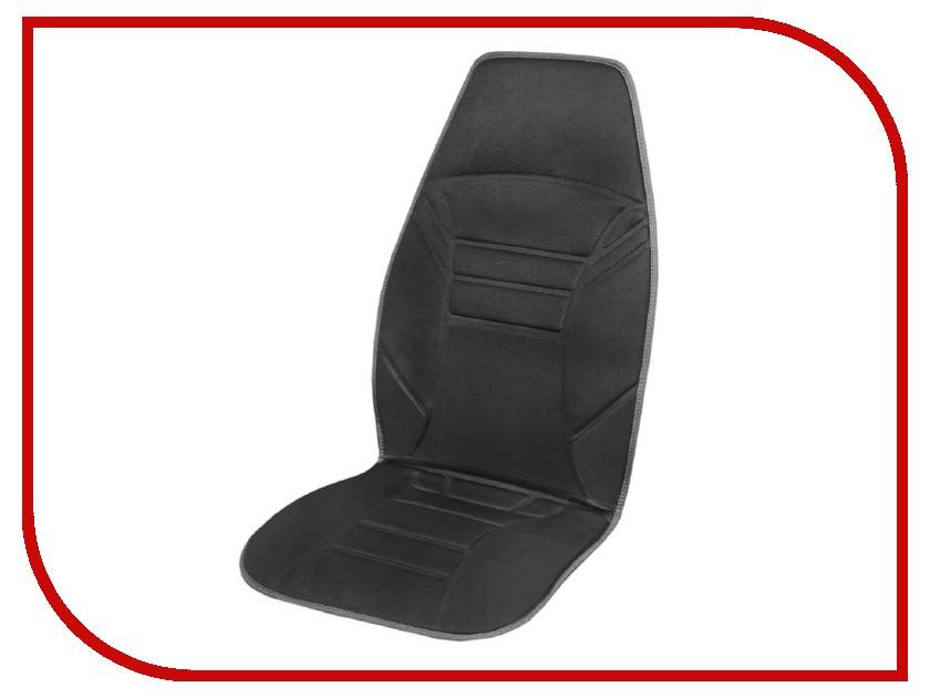 Подогрев сиденья Skyway 12V 118x53cm 2.5A-3A Black S02201020 накидка органайзер для спинки сиденья детская skyway алфавит