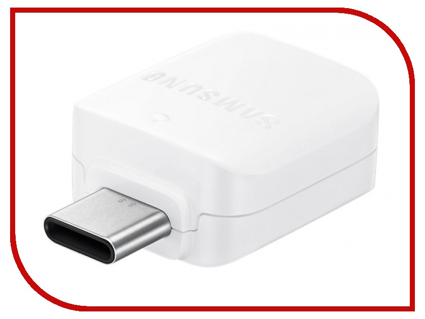 Аксессуар Samsung EE-UN930 USB Type-C to USB Type A White EE-UN930BWRGRU