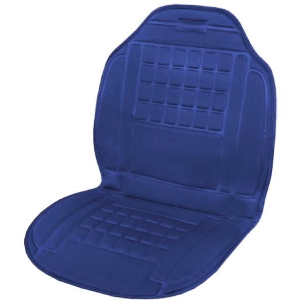 Подогрев сиденья Skyway 12V 98x52cm 2.5A-3A Blue S02201026