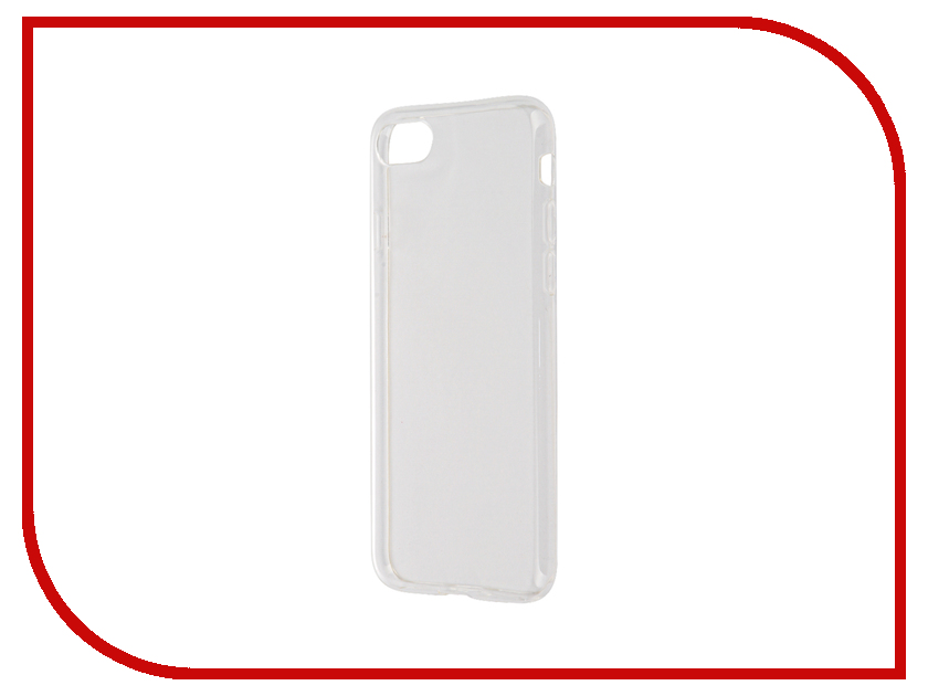 Аксессуар Чехол Smarterra Serenity для APPLE iPhone 7 Transparent SSCC005TP<br>