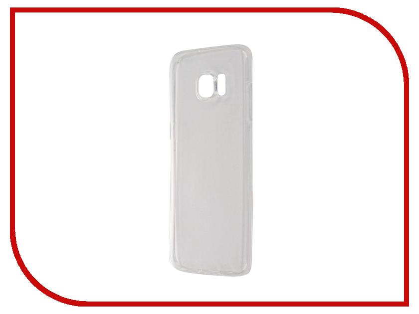 Аксессуар Чехол Samsung Galaxy S7 Edge Smarterra Serenity Transparent SSCC002TP<br>