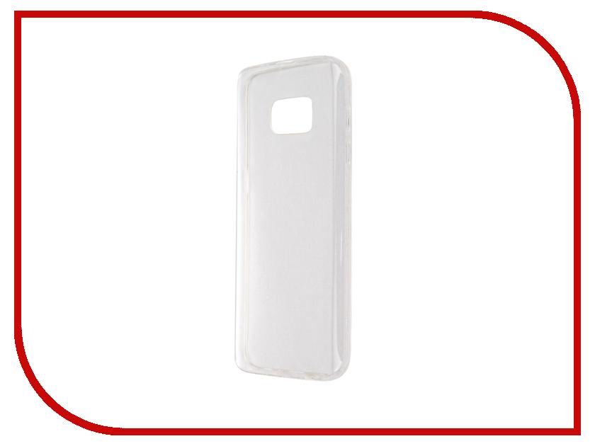 Аксессуар Чехол Samsung Galaxy S7 Smarterra Serenity Transparent SSCC001TP<br>