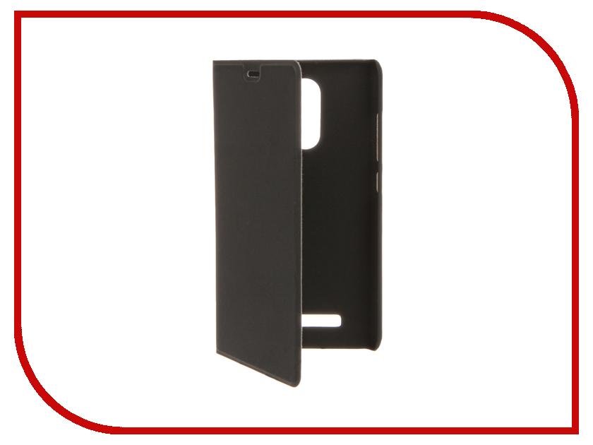 Аксессуар Чехол Xiaomi Redmi Note 3 Smarterra Luminous Black SLCXRN3BK<br>