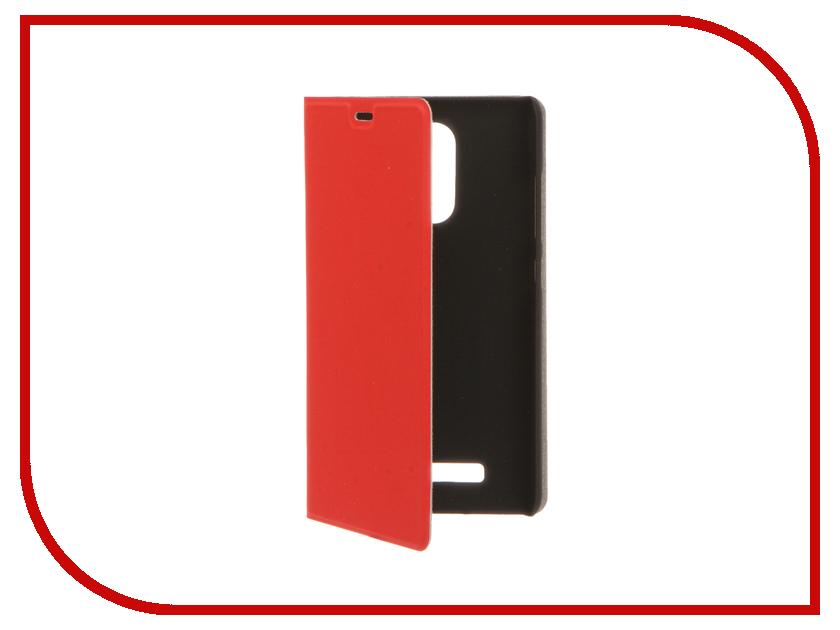 Аксессуар Чехол Xiaomi Redmi Note 3 Smarterra Luminous Red SLCXRN3RD
