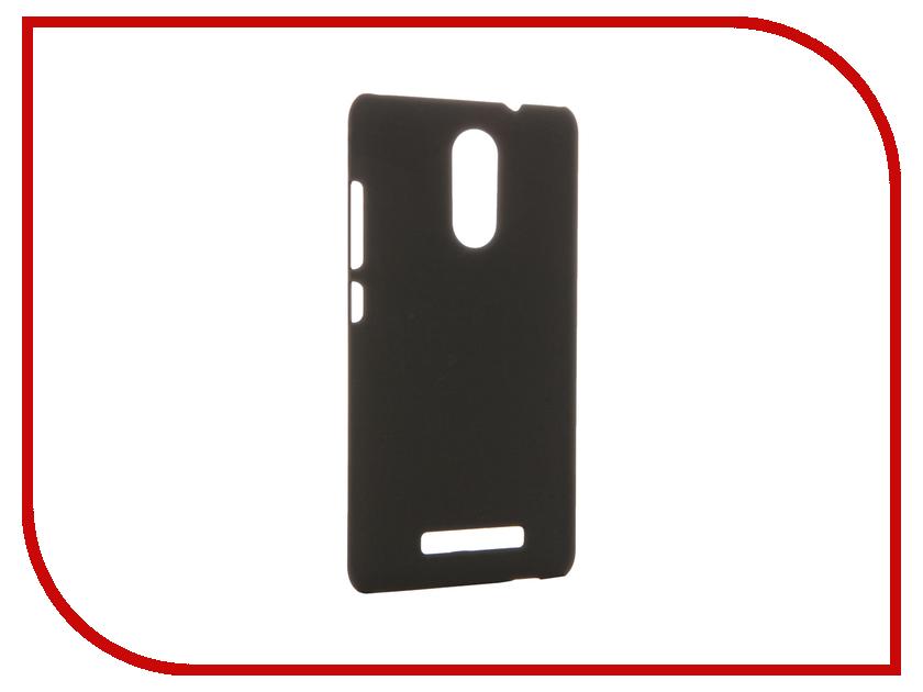 Аксессуар Чехол Xiaomi Redmi Note 3 Smarterra Hardback Black SHBCXRN3BK