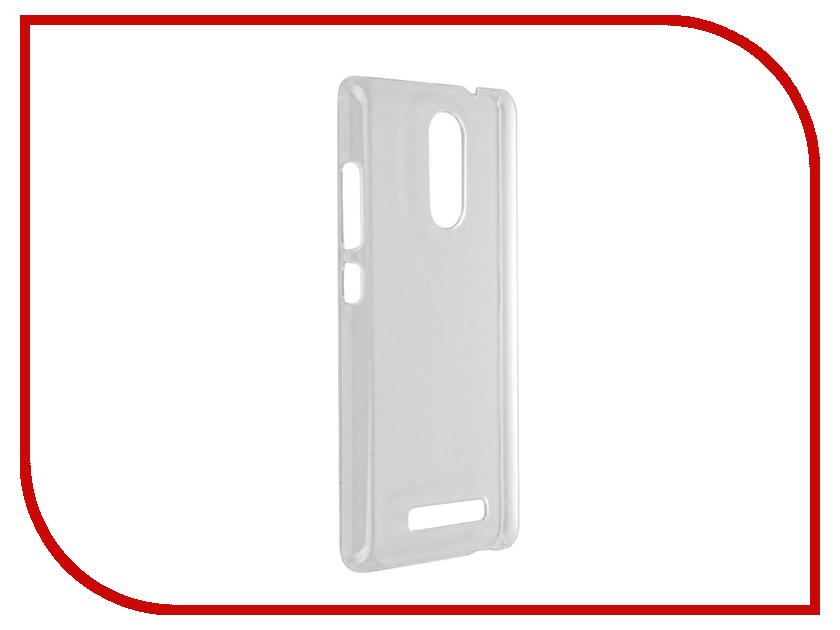 Аксессуар Чехол Xiaomi Redmi Note 3 Smarterra Hardback Transparent SHBCXRN3TP