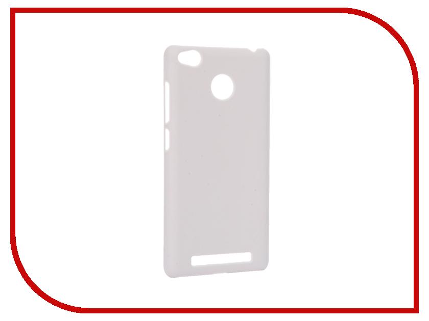 Аксессуар Чехол Xiaomi Redmi 3 Pro Smarterra Hardback White SHBCXRM3WT<br>